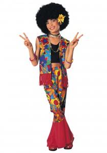 Hippie Costume for Girls