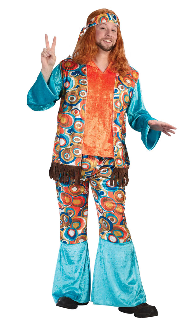 Hippie Costumes for Men  sc 1 st  Costumes FC & Hippie Costumes | Costumes FC