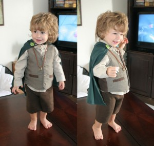 Hobbit Costume Kids