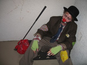 Hobo Clown Costume