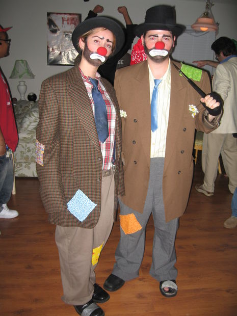 Hobo costume costumes fc for Go as you like ideas