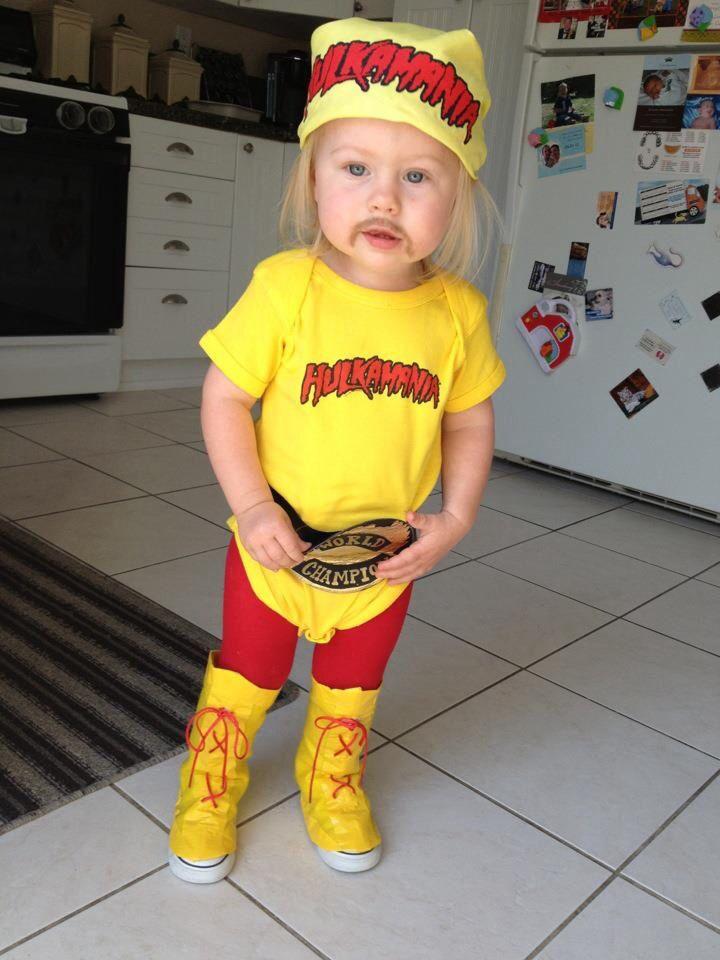 baby hulk hogan t shirt