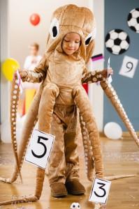 Infant Octopus Costume