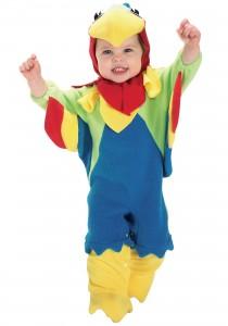 Infant Parrot Costume