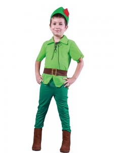 Infant Peter Pan Costume