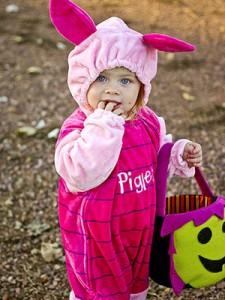 Infant Piglet Costume