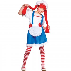Infant Rag Doll Costume