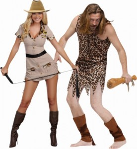 Jane and Tarzan Costume