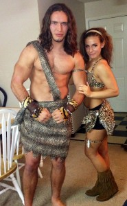 Jane and Tarzan Costumes