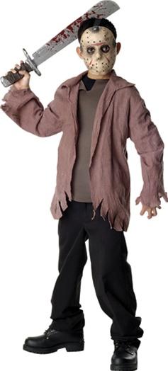 Jason Voorhees Costume for Kids
