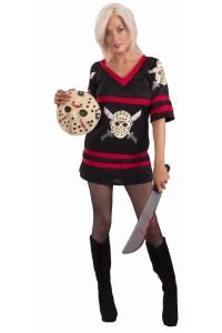 Jason Voorhees Girl Costume