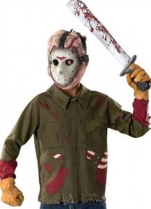 Jason Voorhees Kids Costume