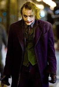 Joker Costume Dark Knight