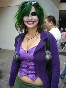 Joker Costume for Women