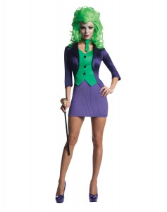 Joker Girl Costume