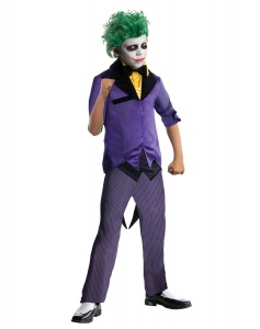 Joker Kids Costume