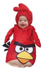 Kids Angry Birds Costume