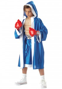Kids Boxer Costume