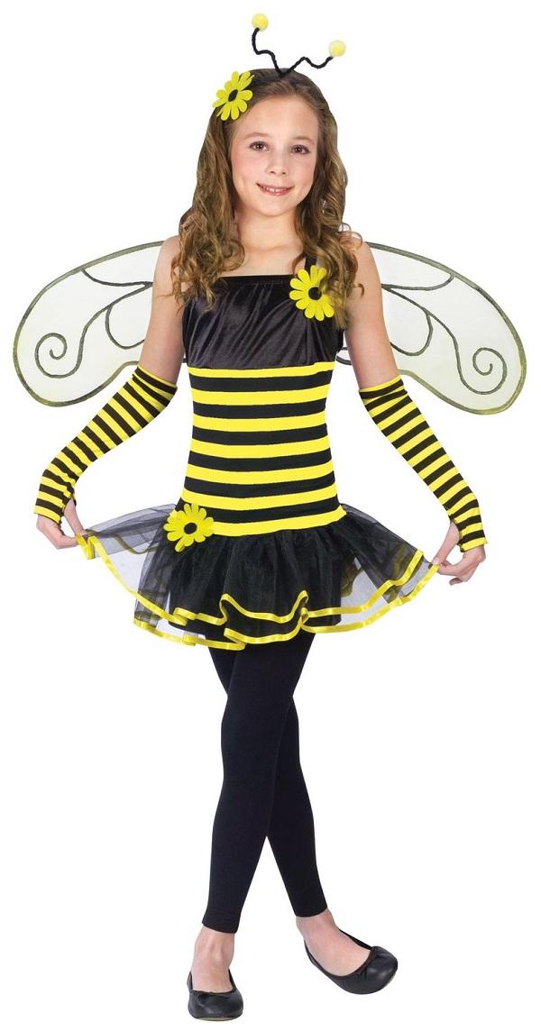 Карнавальные костюмы своими руками пчелка