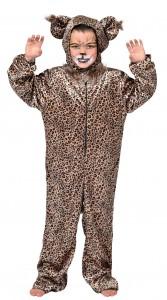 Kids Cheetah Costume