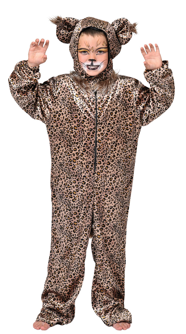 Kids Cheetah Costume  sc 1 st  Costumes FC : cheetah ears costume  - Germanpascual.Com