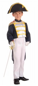 Kids Colonial Costumes