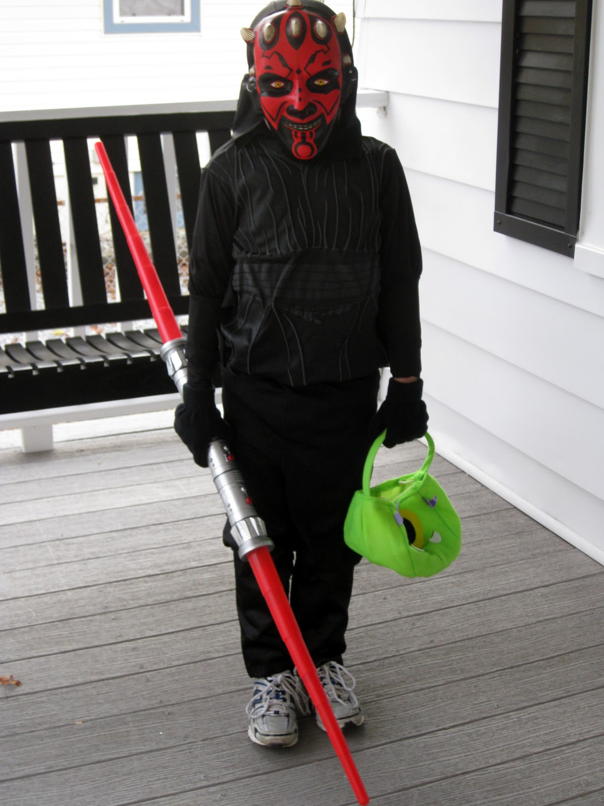 Adult Darth Maul Costumes - Halloween Costume Darth Maul
