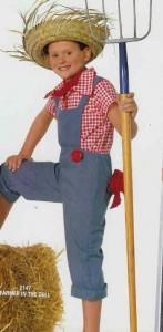 Kids Farmer Costume