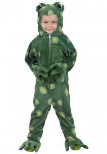 Kids Frog Costume