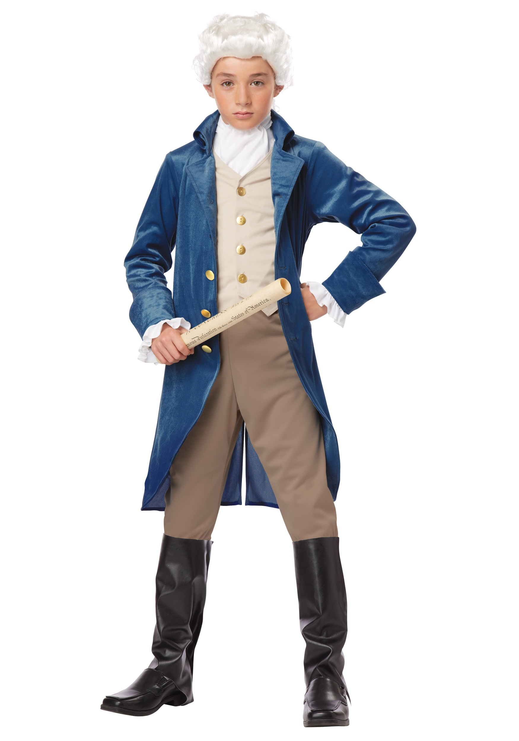George Washington Costumes | Costumes FC