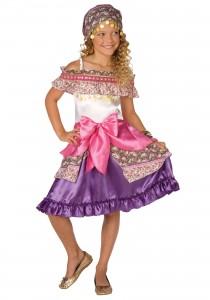 Kids Gypsy Costume