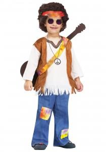 Kids Hippie Costume