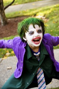 Kids Joker Costume