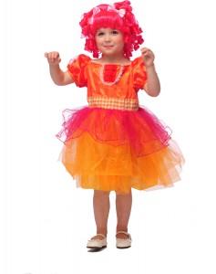 Kids Lalaloopsy Costume