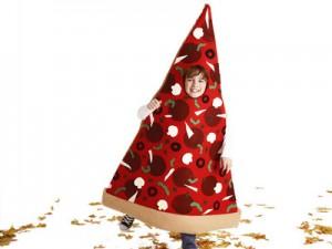 Kids Pizza Costume