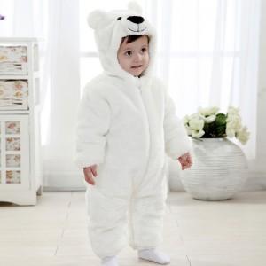 Kids Polar Bear Costume