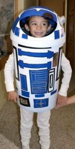Kids R2d2 Costume