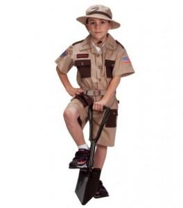 Kids Safari Costume