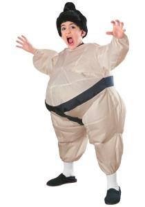 Kids Sumo Wrestler Costume