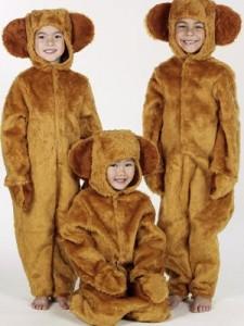 Kids Teddy Bear Costume