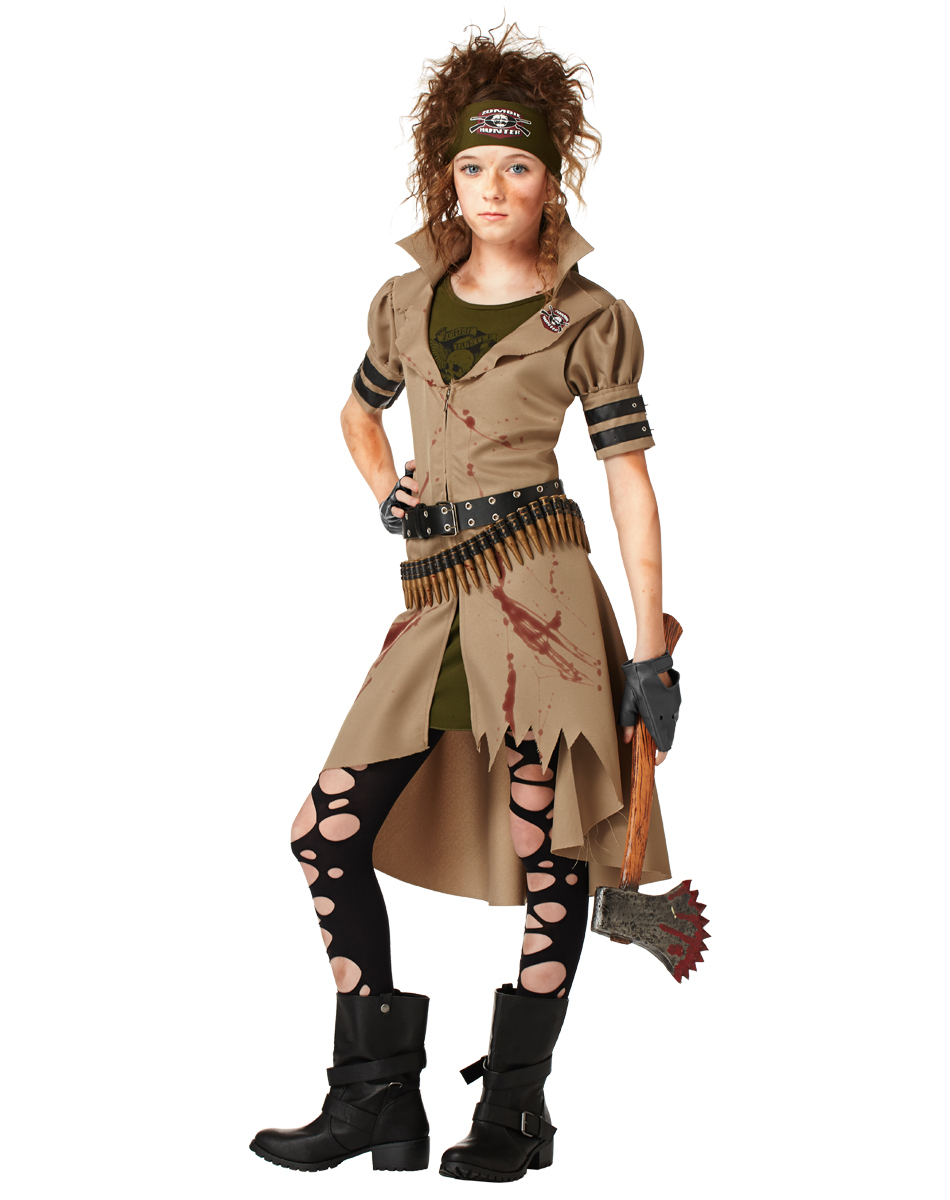 Kids Zombie Hunter Costume  sc 1 th 252 & Zombie Hunter Costume | Costumes FC