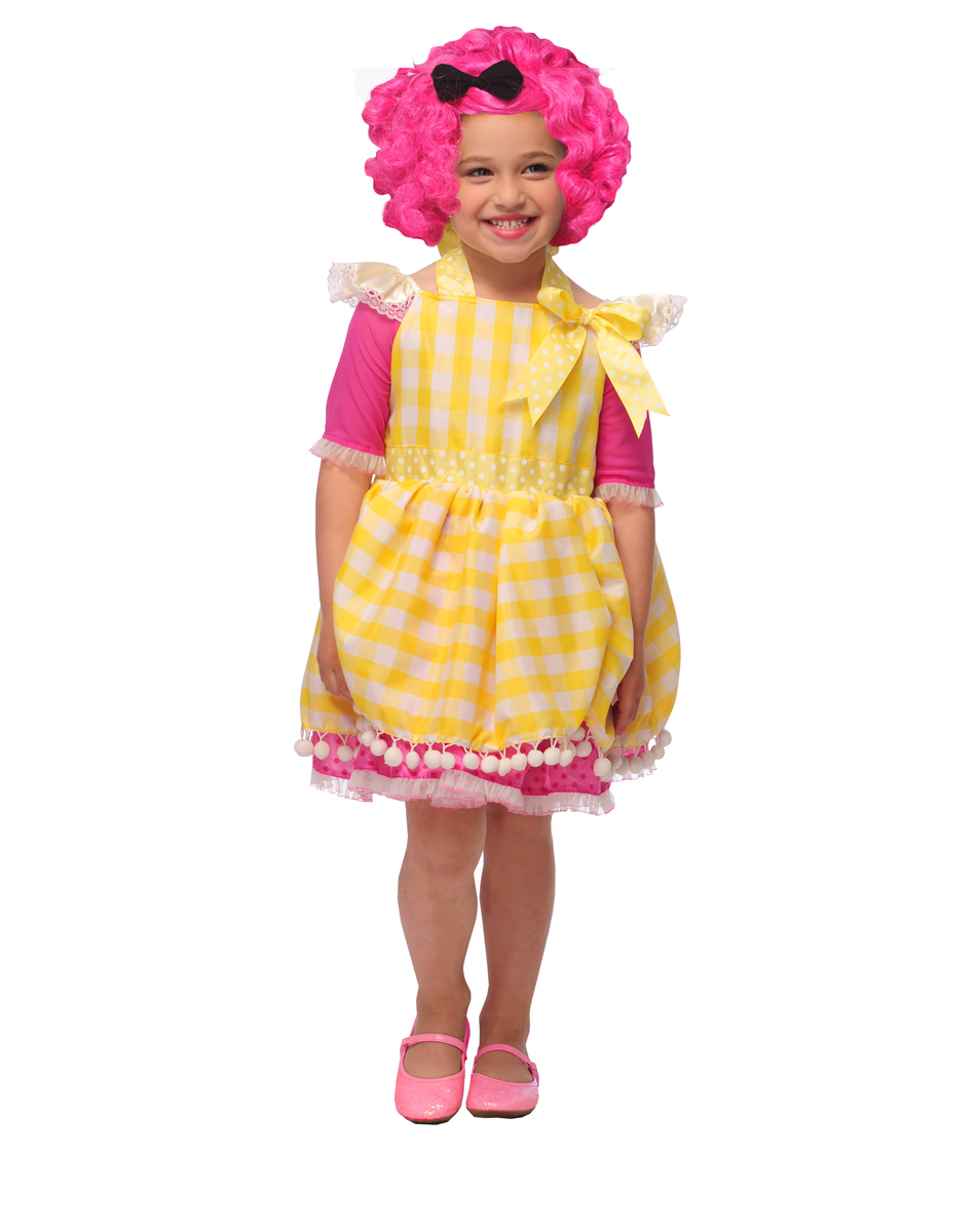 Lalaloopsy Costume for Girls  sc 1 st  Costumes FC : lalaloopsy costume for adults  - Germanpascual.Com