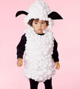 Lamb Costume for Kids