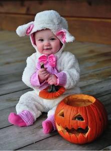 Lamb Halloween Costume