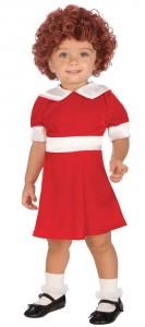 Little Orphan Annie Costume