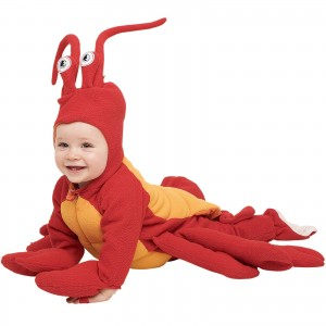 Lobster Costume for Baby