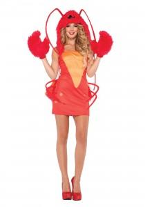 Lobster Costume for Women