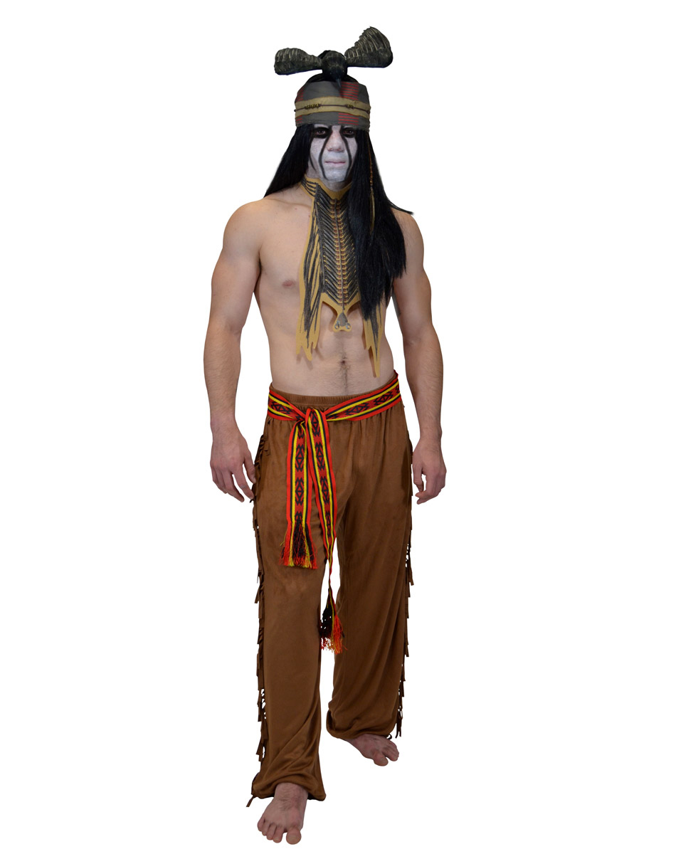 Lone Ranger and Tonto Costume  sc 1 st  Costumes FC & Tonto Costume | Costumes FC