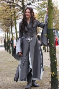 Lord of the Rings Costumes Arwen