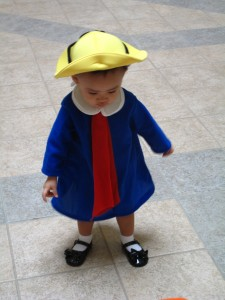 Madeline Costume Toddler